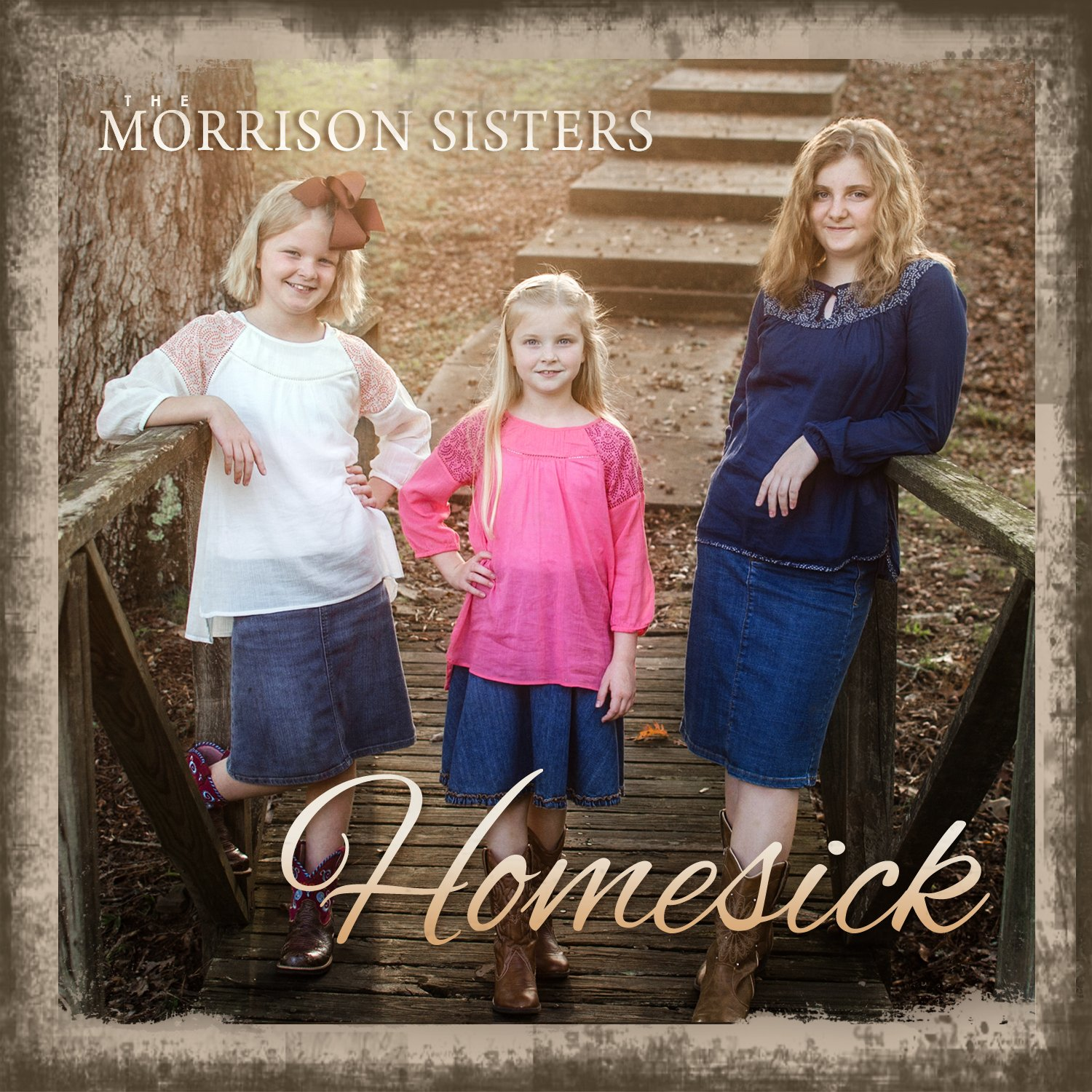 """Homesick"" Now Available on CD!"